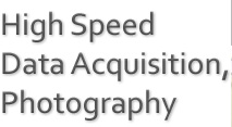 High Speed Data Acquisition, Photography